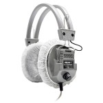 Hamilton Buhl Master Carton (600 Pair) - HygenX Sanitary Ear Cushion Covers for Over-Ear Headphones & Headsets HYGENXCP45