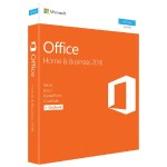 Microsoft Office Home and Business 2016 - Box pack - 1 PC - 32/64-bit, medialess, P2 - Win - English - North America T5D-02776