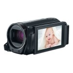 Canon VIXIA HF R700 - Camcorder - High Definition - 60 fps - 3.28 MP - 32 x optical zoom - flash card - black 1238C001