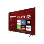 "TCL Corporation Roku TV 55UP130 - 55"" Class ( 54.6"" viewable ) - P Series LED TV - Smart TV - 4K UHD (2160p) 55UP130"