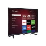 "TCL Corporation Roku TV 28S3750 - 28"" Class ( 27.5"" viewable ) LED TV - 720p - direct-lit LED - black, black high gloss 28S3750"