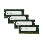 Edge Memory iRAM Series 16GB PC3-10600 DDR3 SODIMM KIT (4X4GB) MAR3S1339T4GX4