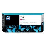 HP Inc. 727 - 300 ml - dye-based magenta - original - DesignJet - ink cartridge - for DesignJet T1530, T2530, T930 F9J77A