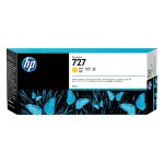 HP Inc. 727 - 300 ml - dye-based yellow - original - DesignJet - ink cartridge - for DesignJet T1530, T2530, T930 F9J78A