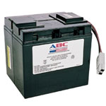 American Battery Company UPS Replacement Battery RBC7 RBC7
