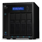 WD 0TB  My Cloud PR4100 Pro Series Diskless Media Server with Transcoding, NAS - Network Attached Storage WDBNFA0000NBK-NESN