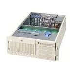 Super Micro 4u Tower Xeon-dp Barebone Workstation with 645w Power supply - Black SYS-7044A-I2B