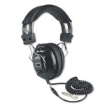AmpliVox Sound Systems Deluxe Stereo Headphones with Volume Control SL1002