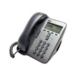 Cisco IP Phone 7911G - VoIP phone - SCCP - refurbished CP-7911G-RF