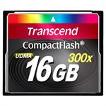 Transcend TRANSCEND 16GB CF CARD (HI-SPEED  300X TS16GCF300