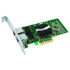 Intel Gigabit ET Dual Port Server Adapter, PCI Express x16, 2 x RJ-45 - 10/100/1000Base-T, OEM,  Low-profile, 1Pack