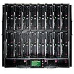 HP BLc7000 Single-Phase Enclosure with 6 Power Supplies and 10 Fans ROHS Insight Control Environment Licenses 507015-B21