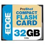 Edge Memory ProShot Flash Memory Card 32GB CompactFlash PE222048