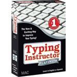 Individual Software Typing Instructor Platinum English or Spanish - Mac EMM-M21