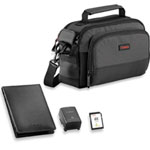 Canon FLASH MEMORY CAMCORDER STARTER KIT 2740B009
