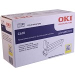 Oki Yellow - drum kit - for C610cdn, 610dm, 610dn, 610dtn, 610n 44315101