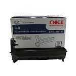 Oki Black - drum kit - for C610cdn, 610dm, 610dn, 610dtn, 610n 44315104