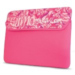 Mobile Edge Sumo Graffiti iPad Sleeve - Pink SUMO-IPADSGX
