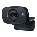 Logitech HD Webcam C525 - Web camera - color - 1280 x 720 - audio - USB 2.0 960-000715