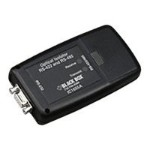 Black Box RS-232<->RS-422/RS-485 Opto-Isolated Converter - Serial adapter - RS-232 - RS-422/485 IC1655A-JP