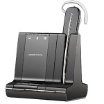 Plantronics Savi W745 Convertible, Unlimited Talk Time (Standard) 86507-01