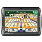 "Garmin International Nuvi 855 4.3"" Widescreen Portable GPS Navigator w/ Speech Recognition - Refurbished 010N057731-REF"