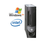 Dell OptiPlex SX280 3.4GHz Intel Pentium 4 Small Form Factor Desktop PC - Refurbished SX280/P4/2/160