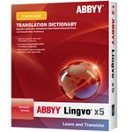 ABBYY USA Lingvo x5 Professional Edition 20 Languages - - 1 user - Win LVP20LFWX5B