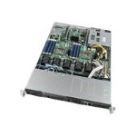 Intel Server System R1304BB4DC - Server - rack-mountable - 1U - 2-way - RAM 0 MB - no HDD - ServerEngines Pilot III - GigE - Monitor : none R1304BB4DC