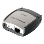 Iogear USB 2.0 Print Server GPSU21W6 - Print server - USB 2.0 - 10/100 Ethernet GPSU21W6