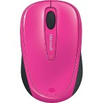 Microsoft Wireless Mobile Mouse 3500 - Magenta GMF-00278