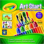Core Learning Crayola Art Start for kids CRST-1010-ESD