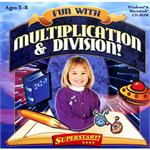 SelectSoft Publishing Fun With Multiplication & Division LPFUNMUDIJ-ESD