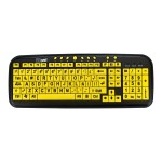 Ergoguys EzSee - Keyboard - USB - Spanish - Latin America CD1060