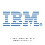 IBM SERVERAID M5100 SERIES BAT KIT IBM SYS 7914-AC1-A22E