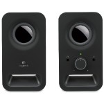 Logitech Z150 Multimedia Speakers - Black 980-000802