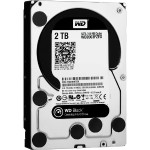 WD Black 2TB Performance Desktop Hard Disk Drive - 7200 RPM SATA 6 Gb/s 64MB Cache 3.5 Inch WD2003FZEX