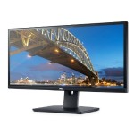 "Dell UltraSharp U2913WM - LED monitor - 29"" - 2560 x 1080 - IPS - 300 cd/m2 - 1000:1 - 2000000:1 (dynamic) - 8 ms - HDMI, DVI-D, VGA, DisplayPort, Mini DisplayPort - with 3-Years Advanced Exchange Service and Premium Panel Guarantee U2913WM"