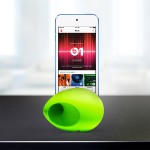 Cirago NuSound-Pod for iPhone - Green IPC4000GRN